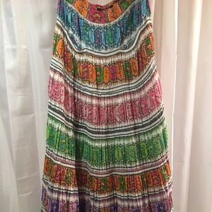 Roberto Cavalli Savanna L, maxi skirt, never worn